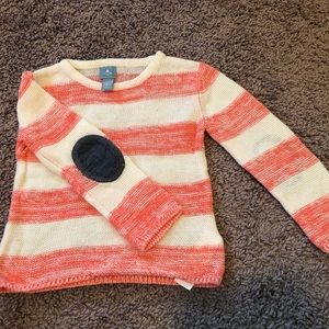 GAP sweater with elbow patch. NWOT
